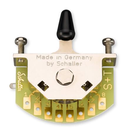 Schaller - Schaller 5 Yollu Strat MegaSwtch