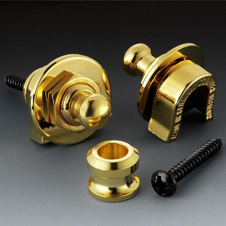 Schaller - Schaller Gold Askı Pimi Takımı Starplock