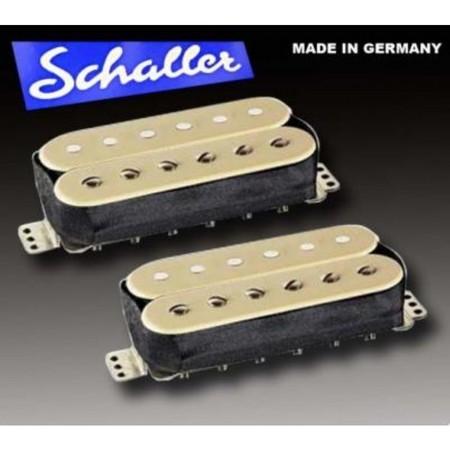 Schaller - Schaller Humbucker Delikli Manyetik Seti