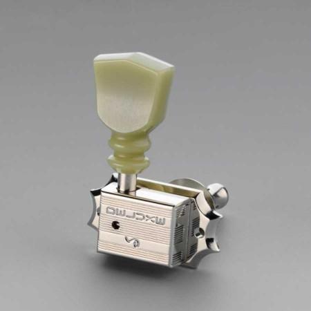 Schaller SC-10140123 Original G Keystone Nikel 3+3 Elektro Burgu Takımı