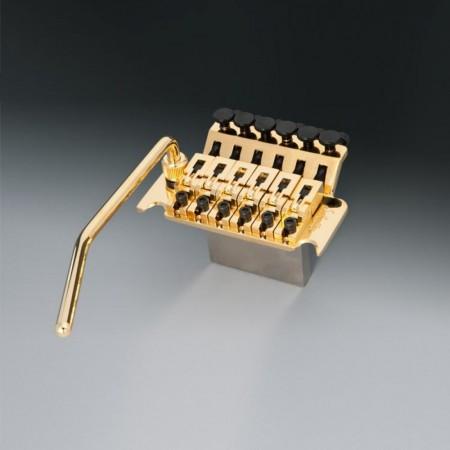 Schaller - Schaller Tremolo Gold Elektro Gitar Köprüsü