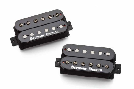 Seymour Duncan - Seymour Duncan Black Winter Humbucker Set