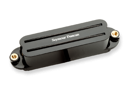 Seymour Duncan Cool Rails™ for Strat SCR-1b Humbucker Manyetik - Thumbnail