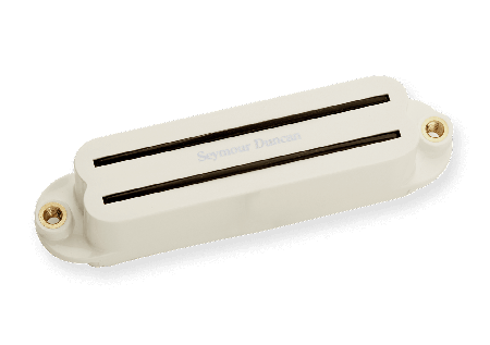 Seymour Duncan - Seymour Duncan Cool Rails™ for Strat SCR-1n Humbucker Manyetik