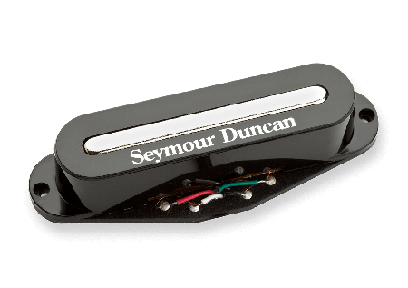 Seymour Duncan - Seymour Duncan Hot Stack® for Strat STK-S2b Single Coil Manyetik