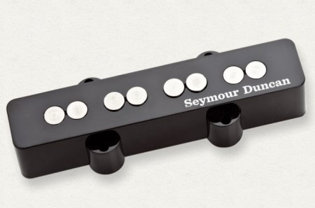 Seymour Duncan - Seymour Duncan Quarter Pound for Jazz Bass® SJB-3b Manyetik