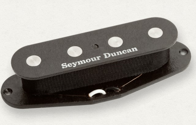 Seymour Duncan Quarter Pound for Single Coil P-Bass® SCPB-3 Manyetik