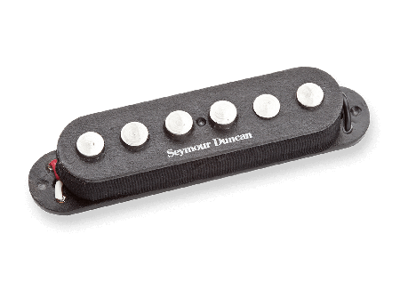 Seymour Duncan Quarter Pound Staggered™ SSL-7 Single Coil Manyetik - Thumbnail