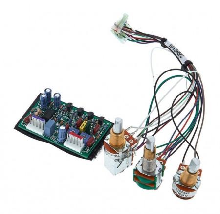 Seymour Duncan - Seymour Duncan STC-2A 2Band Aktif Bass Preamp