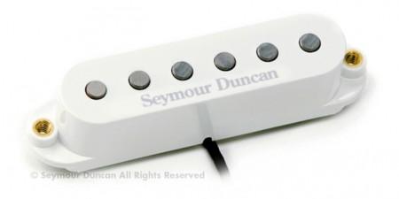 Seymour Duncan - Seymour Duncan STK-S6B Custom Stack Strat Humbucker Manyetik