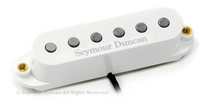 Seymour Duncan STK-S6B Custom Stack Strat Humbucker Manyetik