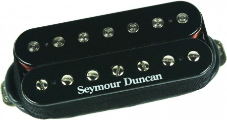 Seymour Duncan - Seymour Duncan SH-4 JB Model Siyah 7 Telli Gitar Manyetiği