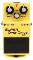 Boss - Boss SD-1 Super OverDrive Compact Peda