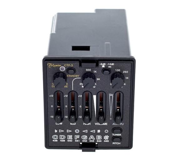 Takamine CTP-3 Akustik Gitar Ekolayzer