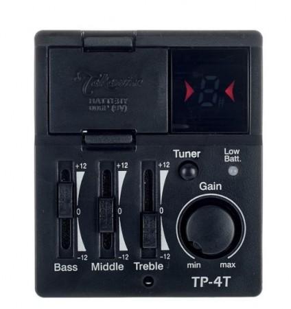 Takamine - Takamine TP4T Akustik Gitar Ekolayzer