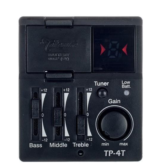 Takamine TP4T Akustik Gitar Ekolayzer