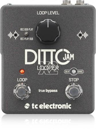 TC Electronic - TC electronic Ditto Jam X2 Looper Pedalı