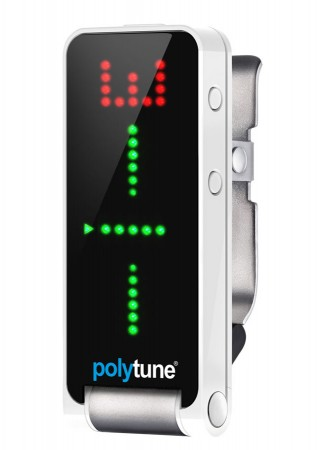 TC Electronic - TC Electronic Polifonik Akort Aleti-Polytune Clip Tuner