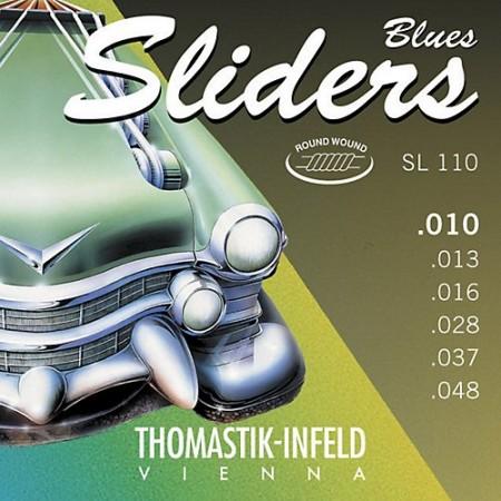 Thomastik - Thomastik İnfield SL110 10-48 Elektro Jazz Gitar Teli