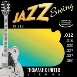 Thomastik - Thomastik JS112 Jazz Swing Elektro Gitar Teli (12-50)