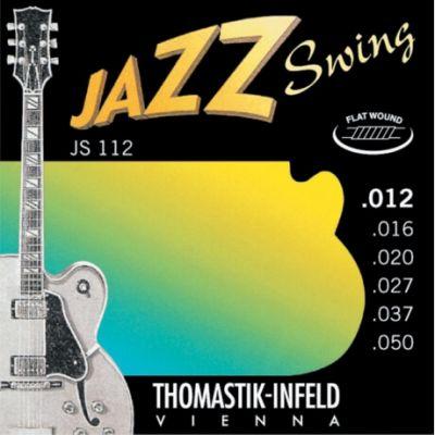 Thomastik JS112 Jazz Swing Elektro Gitar Teli (12-50)