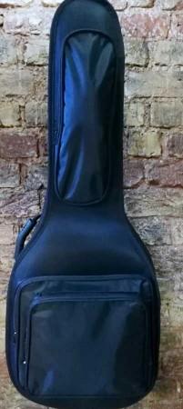 Engür Süper Kalın Köpük Klasik Gitar Kılıfı