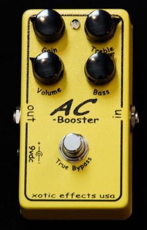 Xotic - Xotic AC Booster Booster/Overdrive Elektro Gitar Pedalı