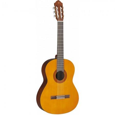 Yamaha - Yamaha C40 Ön Kapak Ladin Klasik Gitar (Naturel)