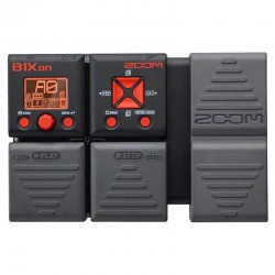 Zoom - Zoom B1Xon Bas Gitar Prosesörü