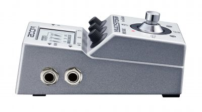 Zoom MS-50G Multi Stompbox Elektro Gitar Prosesörü